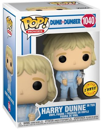 Funko Pop! Movies Harry Dunne in Tux (Chase) Stock