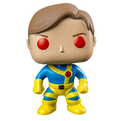 Funko Pop! Marvel Cyclops (Unmasked)