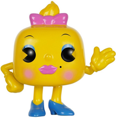 Funko Pop! Games Ms. Pac-Man