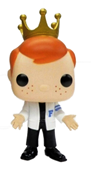 Funko Pop! Freddy Funko Danny Zuko (Blue Letterman)