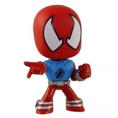 Mystery Minis Classic Spider-Man Scarlet Spider