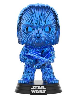 Funko Pop! Star Wars Chewbacca (Blue Chrome)