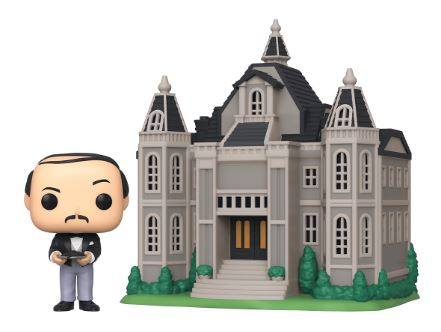 Funko Pop! Town Wayne Manor with Alfred