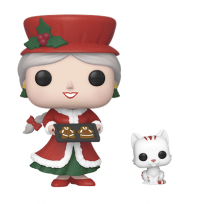Funko Pop! Holidays Mrs. Claus & Candy Cane Icon