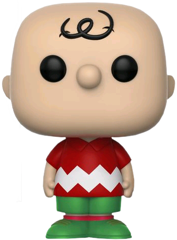 Funko Pop! Animation Charlie Brown (Holiday)