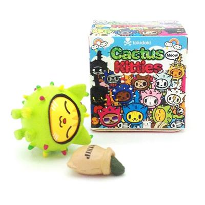 Tokidoki Cactus Kitties Series 1 Snoop Kitty Stock