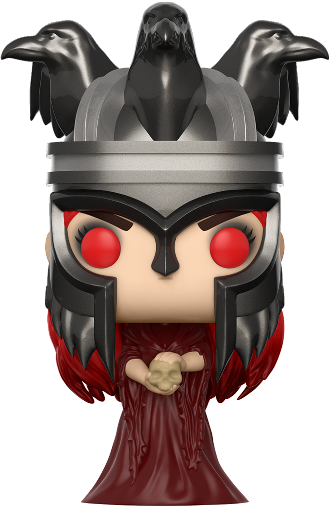Funko Pop! Comics The Queen of Blood