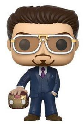 Funko Pop! Marvel Tony Stark (w/ Iron Man helmet)