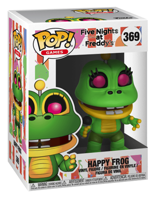 Funko Pop! Games Happy Frog Stock