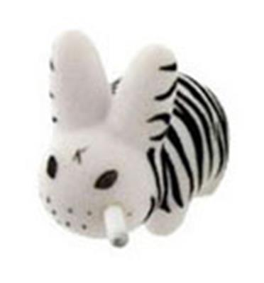 Kid Robot Labbit Packs Jungle Magic: Zebra Stock