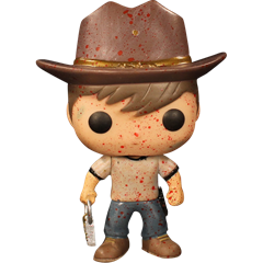 Carl Grimes (Bloody)