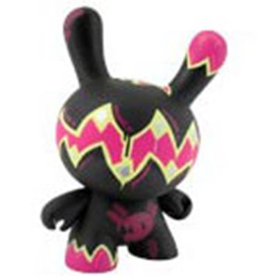 "Kid Robot 8"" Dunnys Untitled: Mist (Black)"