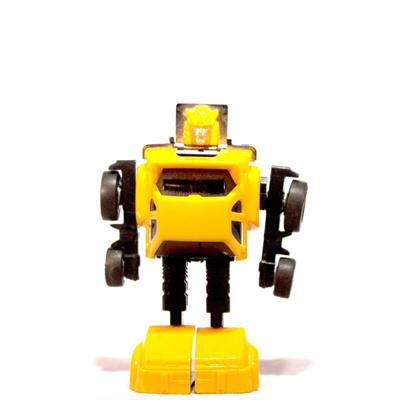 Transformers 1984 Cliffjumper (yellow)