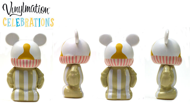 Vinylmation Open And Misc Celebrations Jr Pink Bottle