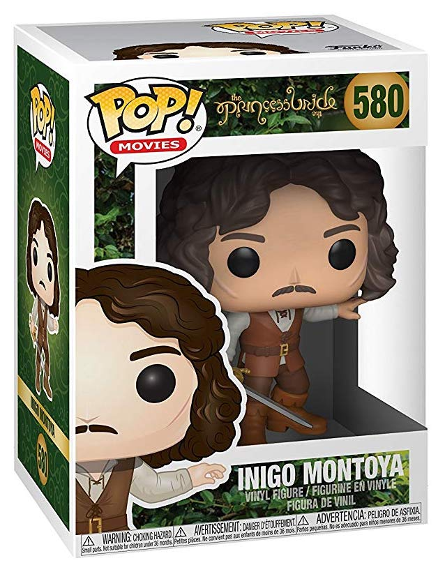 Funko Pop! Movies Inigo Montoya Stock