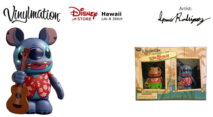 Vinylmation Open And Misc Lilo & Stitch 1 Stitch
