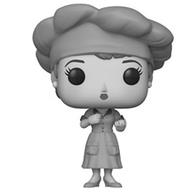 Funko Pop! Television Lucy (Factory) - Black & White