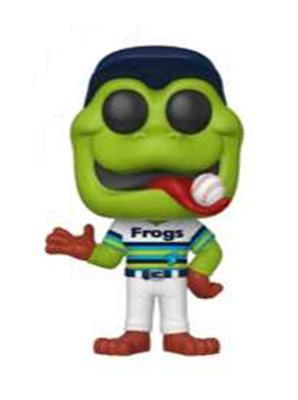 Funko Pop! MLB Webbly (Frogs Jersey)