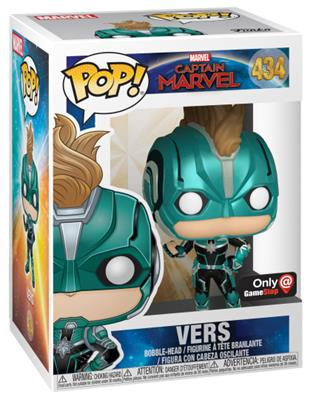 Funko Pop! Marvel Vers (Masked) Stock