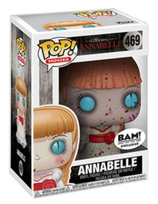 Funko Pop! Movies Annabelle (Bloody) Stock
