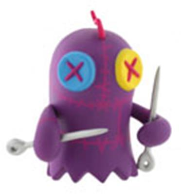Kid Robot Blind Boxes BoOoya Ghost Stitched
