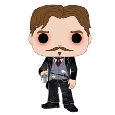 Funko Pop! Movies Doc Holliday with Cup Icon