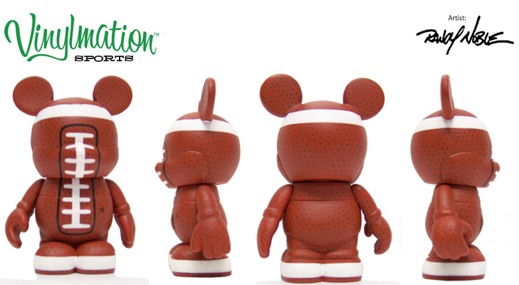 Vinylmation Open And Misc Sports Football