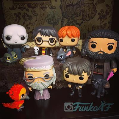Funko Pop! Harry Potter Albus Dumbledore FunkoAF on Instagram.com