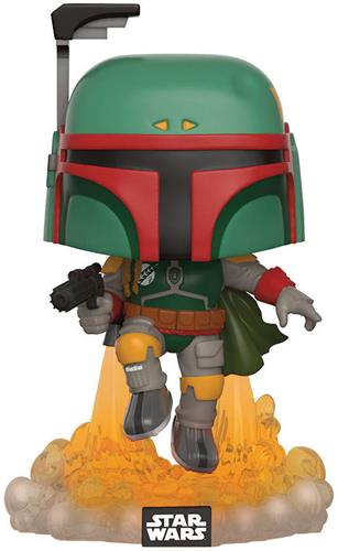 Funko Pop! Star Wars Boba Fett (Blasting Off)