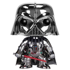 Darth Vader (Chrome)