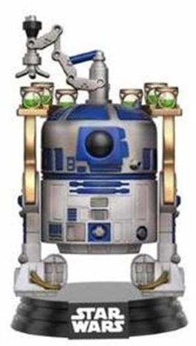 Funko Pop! Star Wars R2-D2 (Jabba's Skiff)