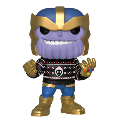 Funko Pop! Marvel Thanos Sweater Icon