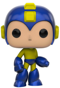 Funko Pop! Games Mega Man (Napalm Bomb)