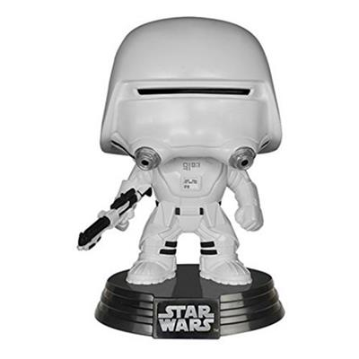 Funko Pop! Star Wars First Order Snow-trooper (TLJ)