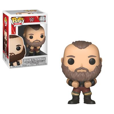 Funko Pop! Wrestling Braun Strowman Stock Thumb