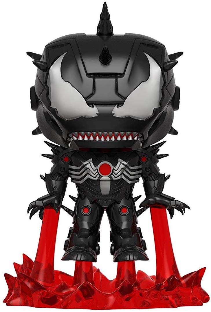 Funko Pop! Marvel Iron Man (Venomized)