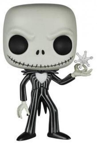 Funko Pop! Disney Jack Skellington (w/ Snowflake)