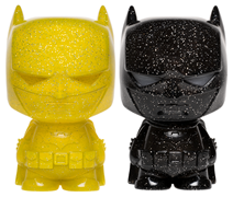 Hikari Hikari XS Batman (Yellow & Black)