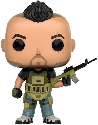 "Funko Pop! Games John ""Soap"" MacTavish Icon"