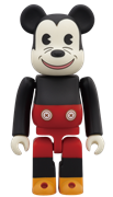 Be@rbrick World Wide Tour Mickey Mouse (BWWT) 1000%