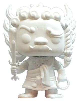 Funko Pop! Asia Fudo Myo-o (White) Icon