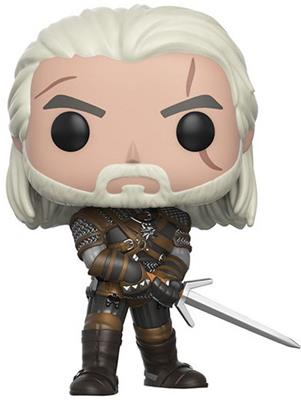 Funko Pop! Games Geralt