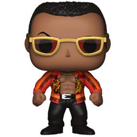 Funko Pop! WWE The Rock (Orange)