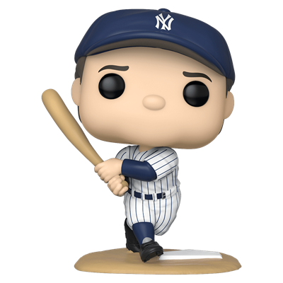 Funko Pop! Sports Legends Babe Ruth (NYCC 2019) Icon