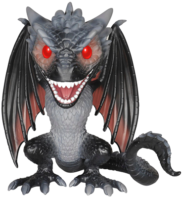 Funko Pop! Game of Thrones Drogon - 6""