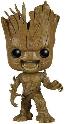 Funko Pop! Marvel Groot (Angry)