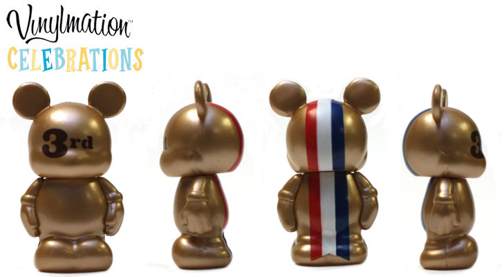 Vinylmation Open And Misc Celebrations Jr Bronze
