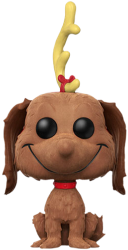 Funko Pop! Books Max the Dog (Flocked)