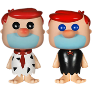 Funko Pop! Animation Fred & Barney (Red Hair) (2-Pack)