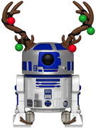 Funko Pop! Star Wars R2-D2 (Antlers)